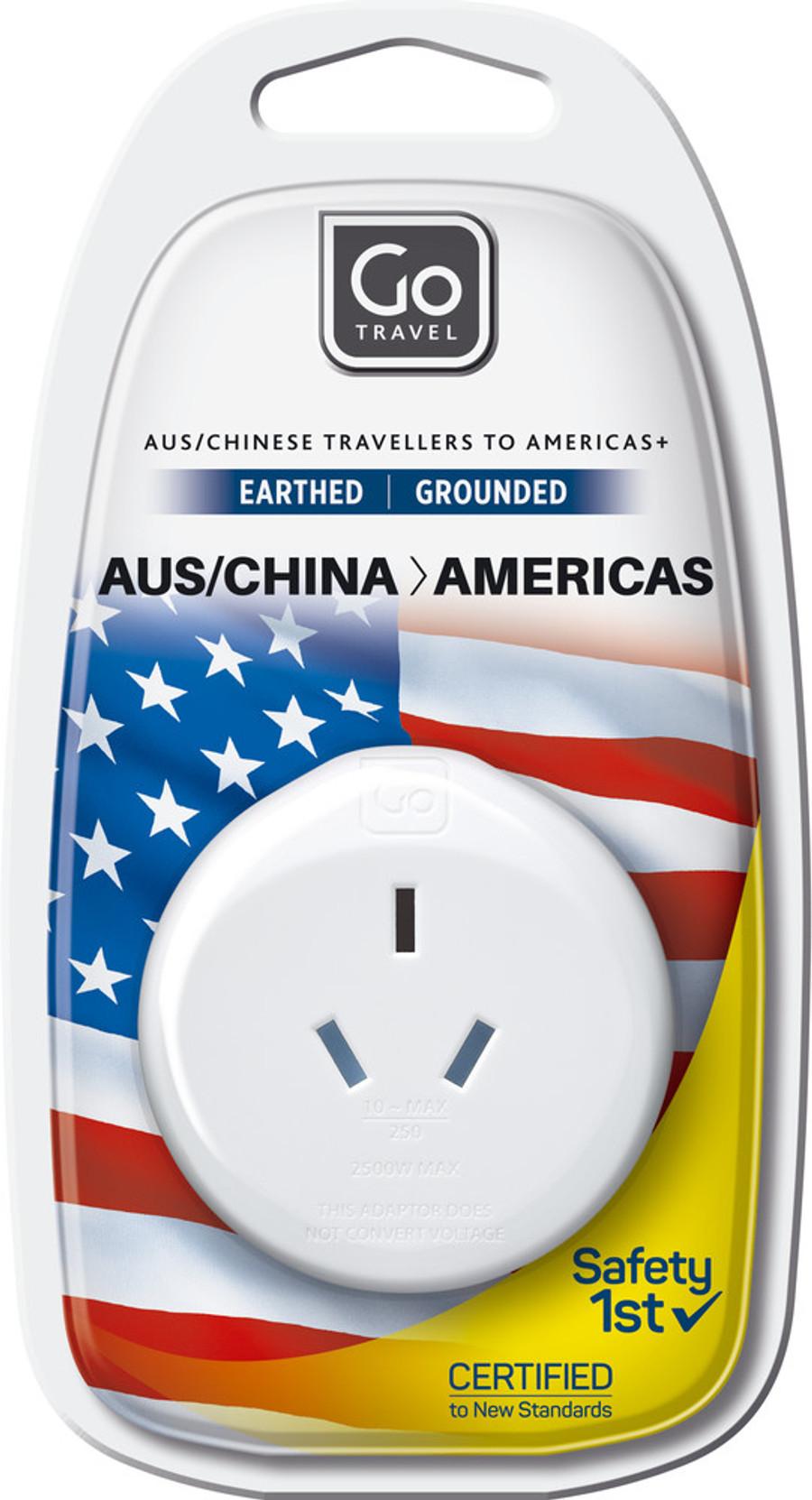 AUS - USA Adaptor