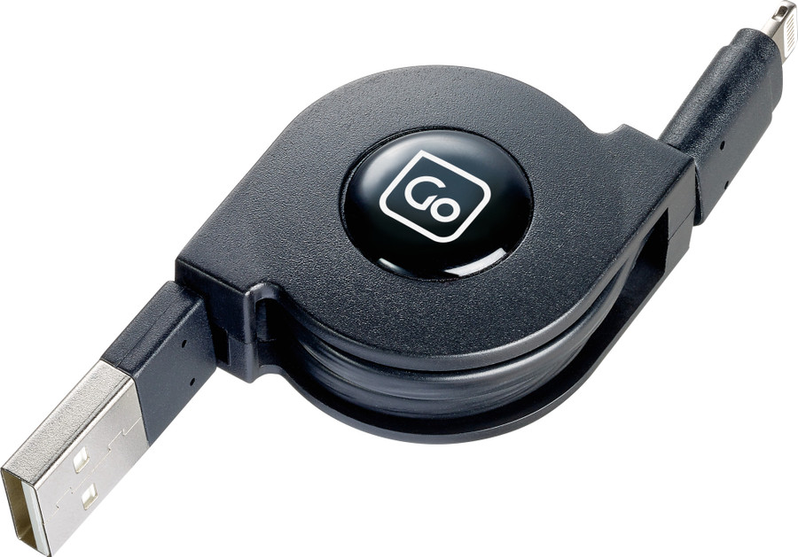 Lightning Retractable Cable (MFI)