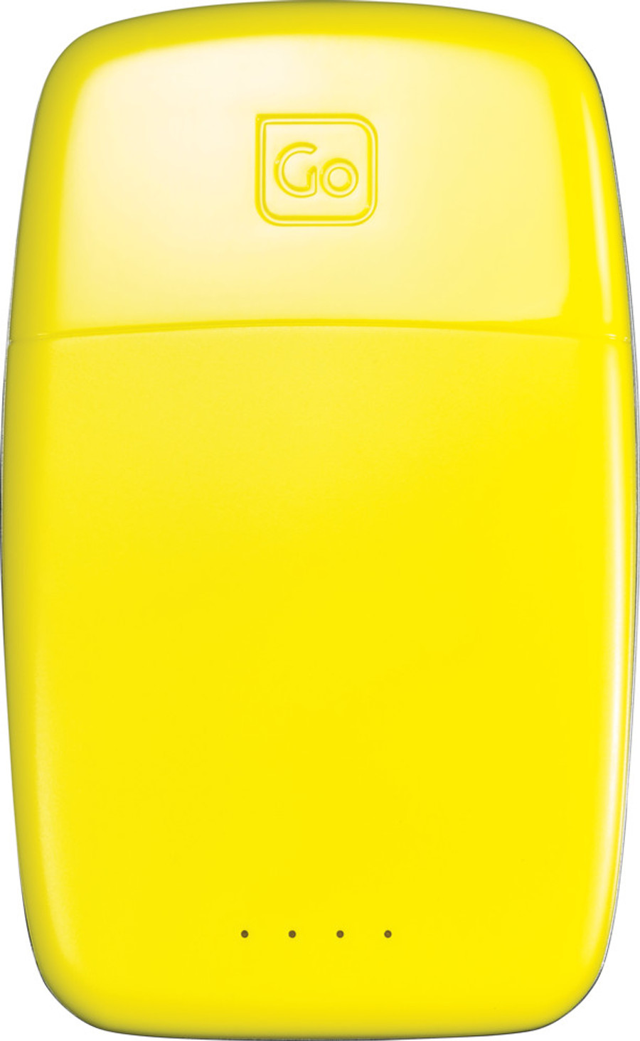 Power Bank 4000 - Yellow