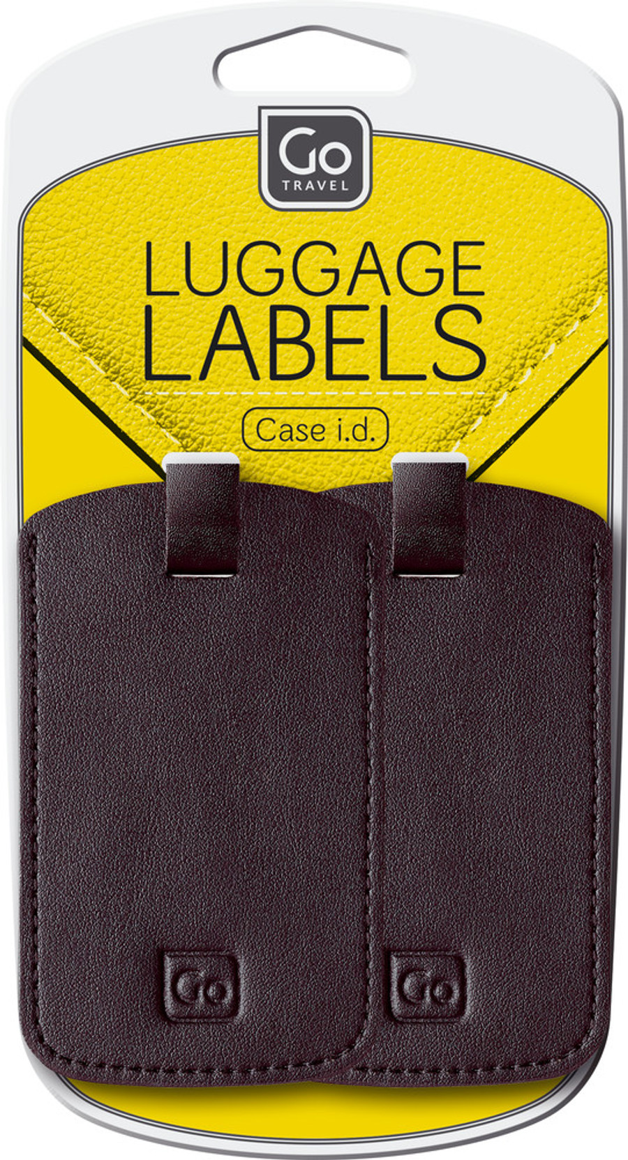 Luggage Labels (Black)
