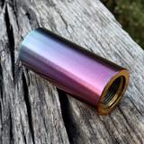 ".308 / 7.62 Linear Compensator 5/8""-24 Threads 303 Stainless Blue Purple Spectrum"