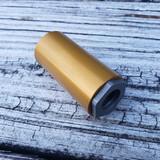 9mm Mod- Comp Linear Compensator Gold Anodize