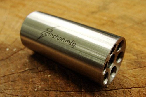 ".223 / 5.56 Linear Compensator 1/2""-28 Threads 303 Stainless"
