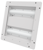 LE484 Series: Class I, Div 2 Booth Fixture w/Diffused Optic Light Fixture