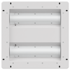 LE484 Series: Class I, Div 2 Booth Fixture w/60 Degree TIR Optic Light Fixture