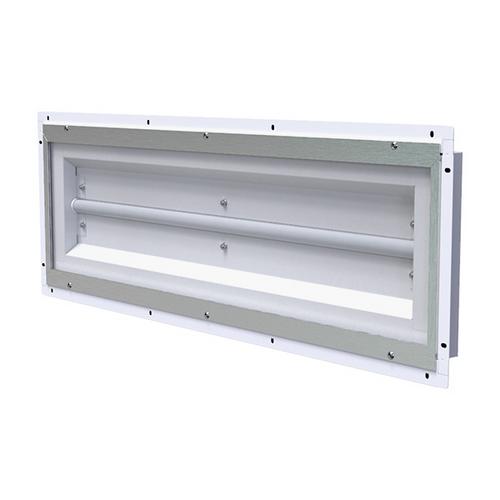 PBL LE485E Wide Housing (1) Row LED Light Fixture