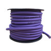 Full Tilt Audio Purple 8 Gauge 50 Foot Tinned OFC Oxygen Free Copper Power/Ground Cable/Wire