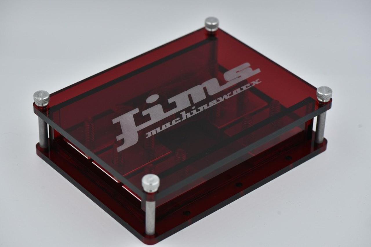 Jims Machineworx Triple ANL Fuse holder Lug Type Connection