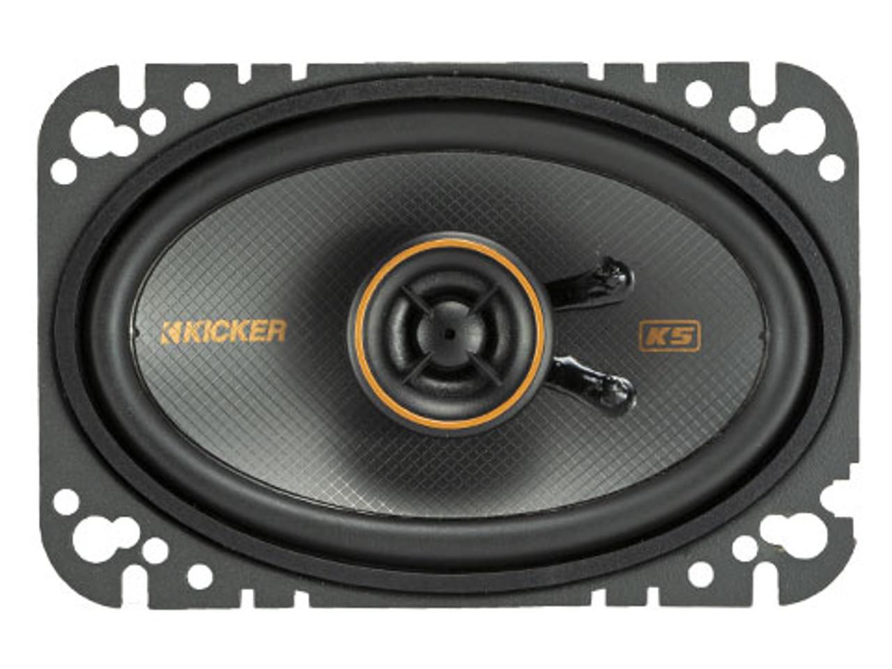 KICKER KSC4604 COAXIAL SPEAKERS