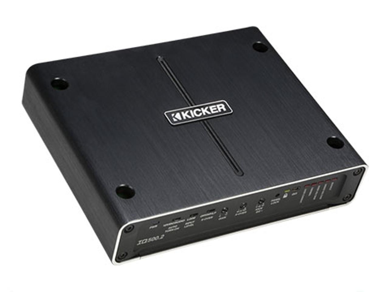 KICKER IQ500.2 Two Channel Amplifier