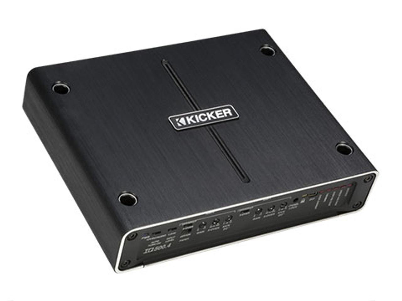KICKER IQ500.4 Four Channel Amplifier