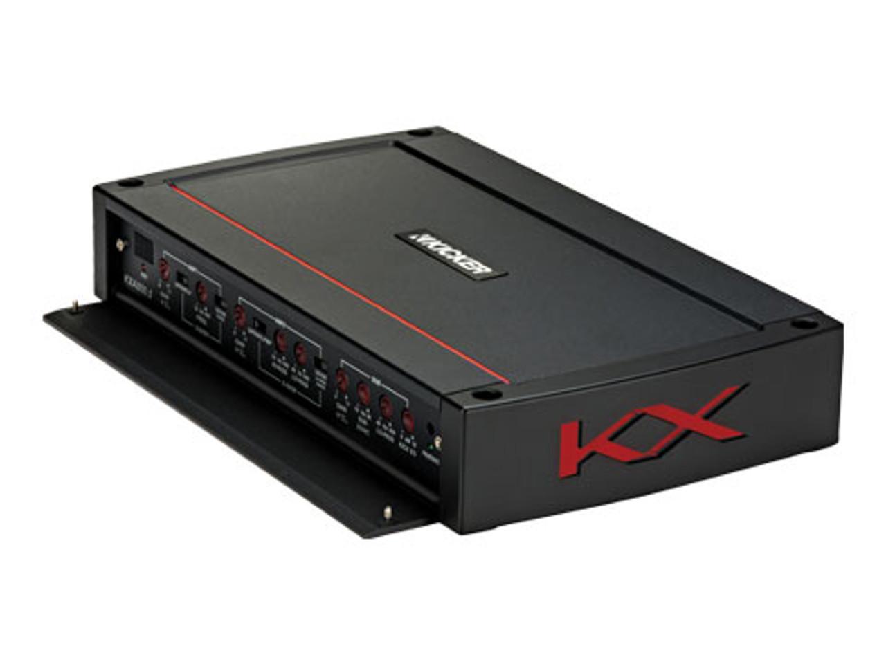 KICKER KXA800.5- 4X100w Four Channel Amplifier