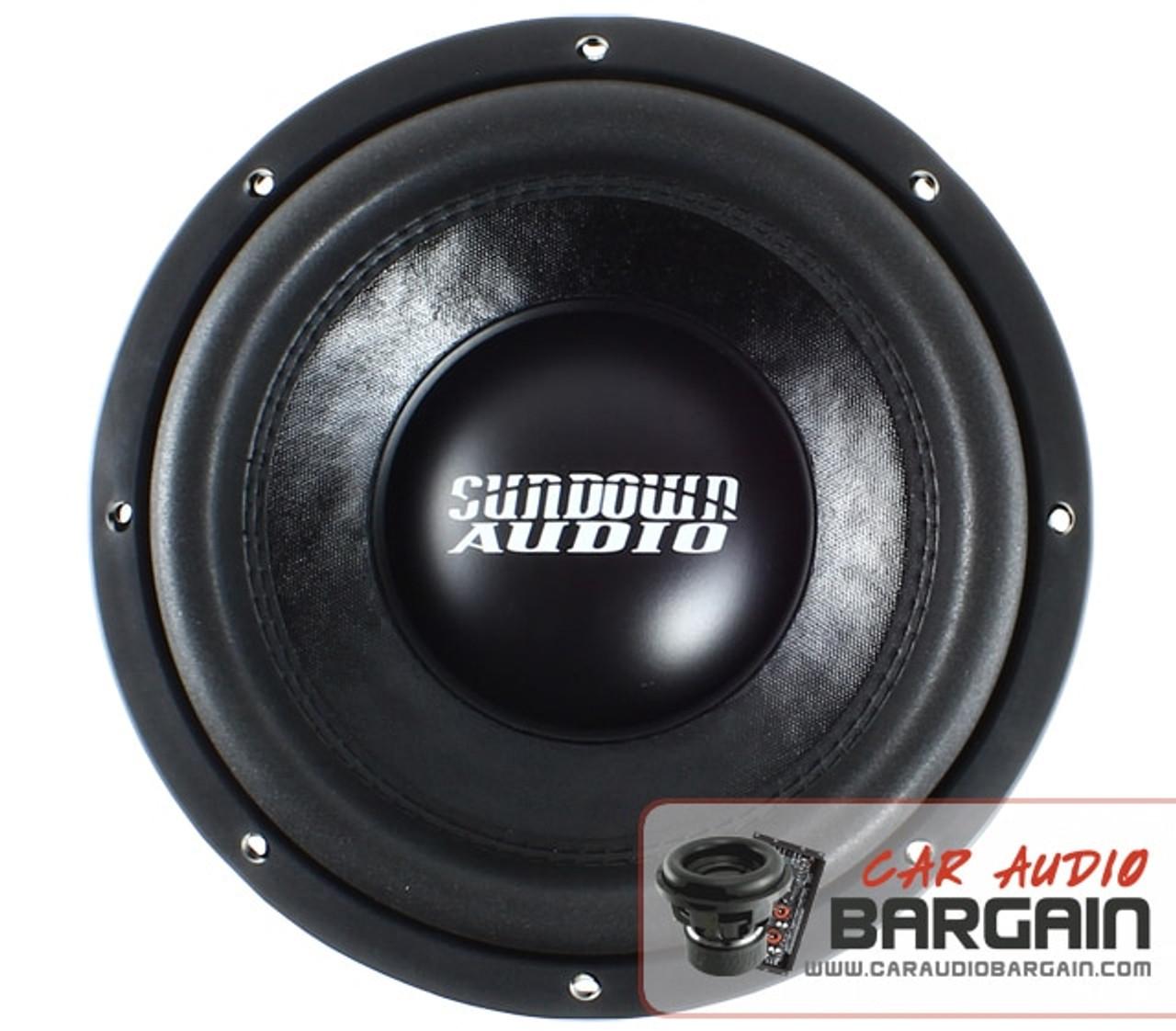 Sundown Audio SAv2 Recone Kit