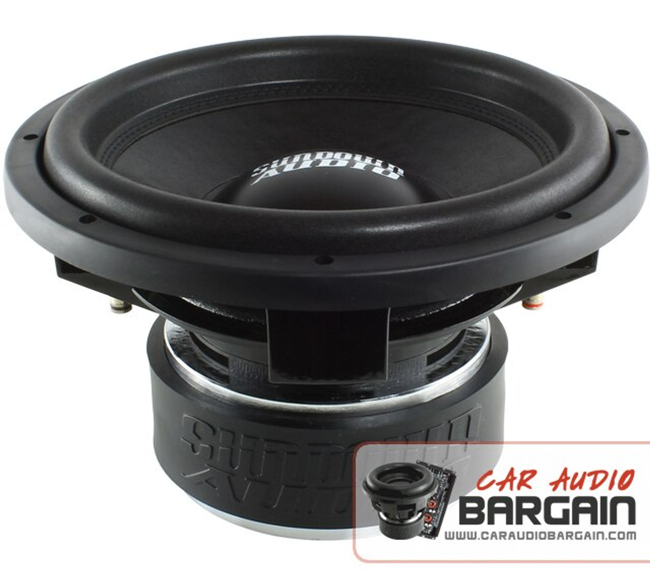 Budget Banger  Bass Package!  (2 subs and 1 amp)