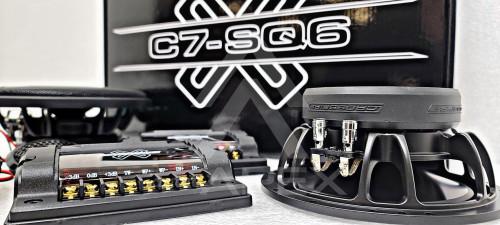 CROSSFIRE CAR AUDIO C7-SQ6