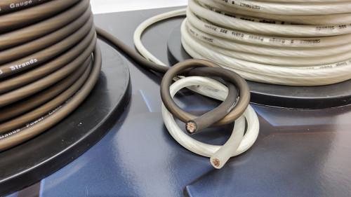Sundown Audio 8 AWG OFC POWER WIRE / 250 ft Wire Spool