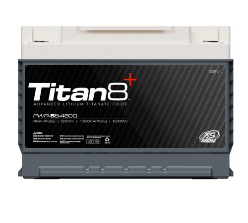 XS Power Titan8 PWR-S5-4800