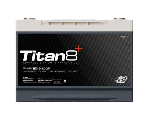 XS Power Titan8 PWR-S5-3400R