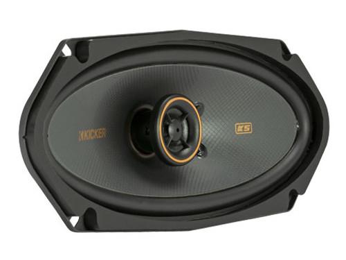 "KICKER KSC41004- 4X10"" Coax Speakers w/.5"" Tweeters"