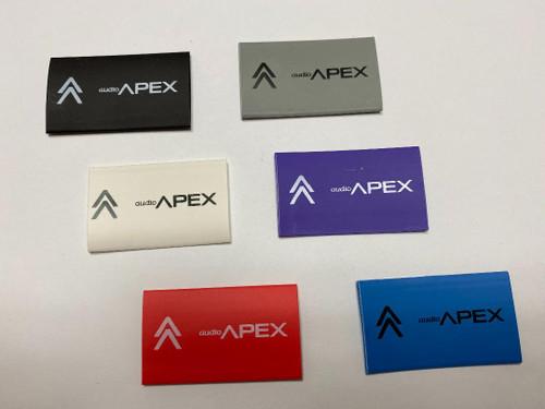 Audio APEX 1/0 heatshrink