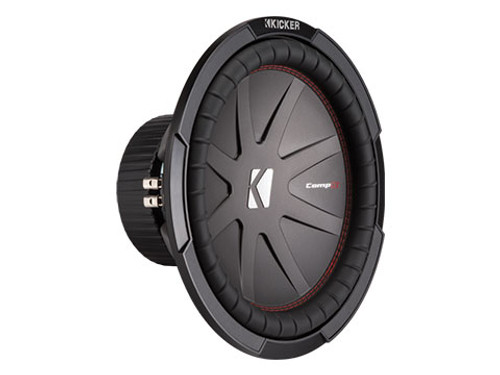 "KICKER COMPR 12"" SUBWOOFER 500 WATTS RMS"
