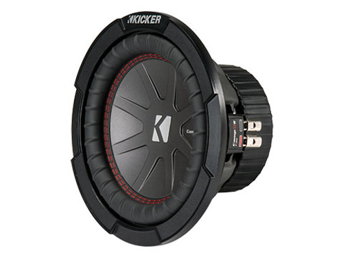 "KICKER COMPR 8"" SUBWOOFER 300 WATTS RMS"