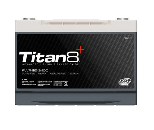 Titan8 PWR-S5-3400 Group 34