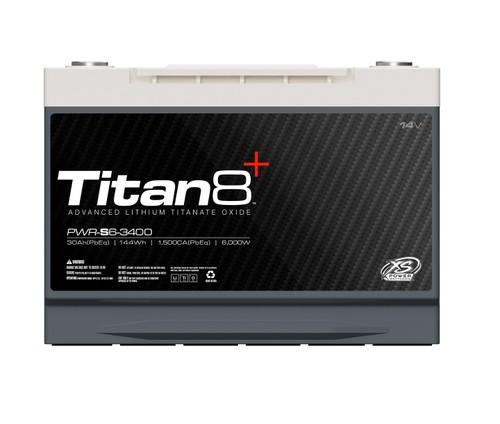 XS Power Titan8 PWR-S6-3400