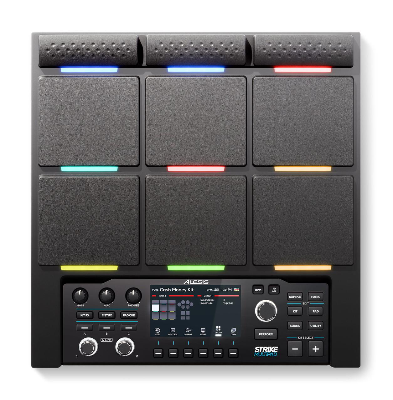 Alesis Strike Multipad Percussion Pad Sampler and Looper