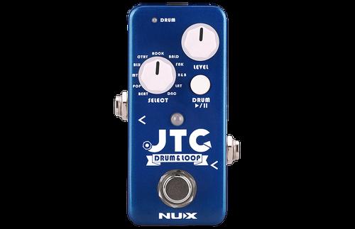 Nux NDL-2 JTC (NDL-2) Drum & Loop guitar pedal