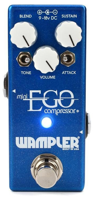Wampler Mini Ego Compressor effects pedal