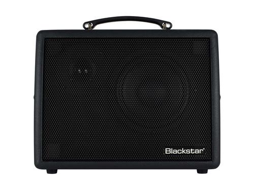 """Blackstar Sonnet 60 60W 1 x 6.5"""" Acoustic Guitar Combo Amplifier Black"""