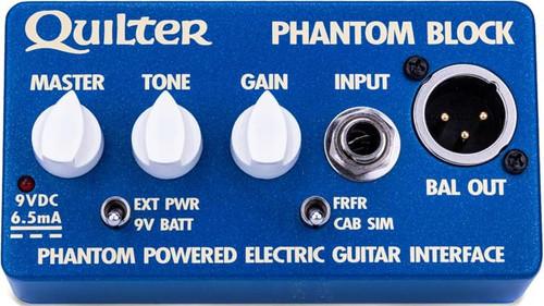 Quilter Labs Phantom Block Powered Electric Guitar Interface