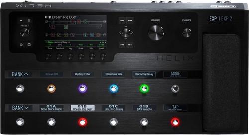 Line 6 Helix Flagship HX Guitar Effects Processor Open Box