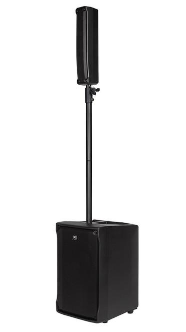 """RCF Evox J8 12"""" 1400 watt Portable speaker system store display"""
