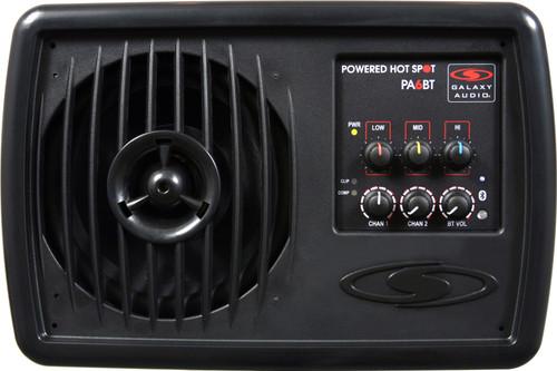 Galaxy Audio PA6BT Hot Spot Monitor Speaker with Bluetooth