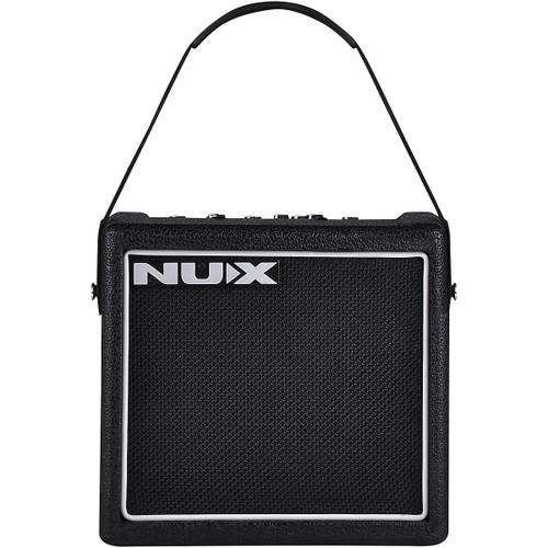 Nux Mighty 8SE portable battery powered guitar amplifier