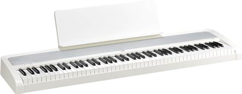 Korg B2WH 88-Key Digital Piano with Audio and MIDI USB White