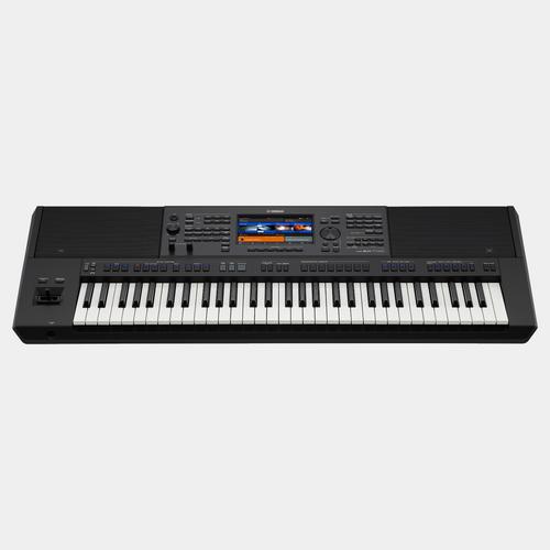 Yamaha PSR-SX700 61 key arranger workstation Keyboard