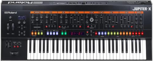 Roland Jupiter-X Synthesizer Keyboard