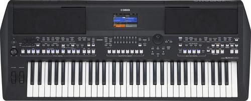 Yamaha PSR-SX600 61 key arranger keyboard with built in speakers