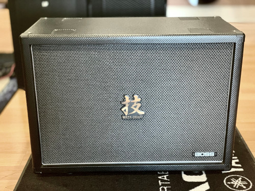 """Boss Waza-212 Cabinet212  2x12"""" Extension Guitar Cabinet"""