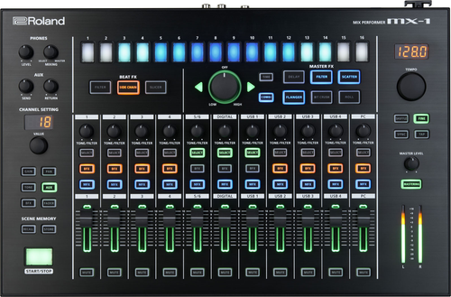 Roland MX-1 AIRA 18 channel Mix Performer