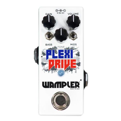 Wampler Plexi-Drive Mini guitar pedal