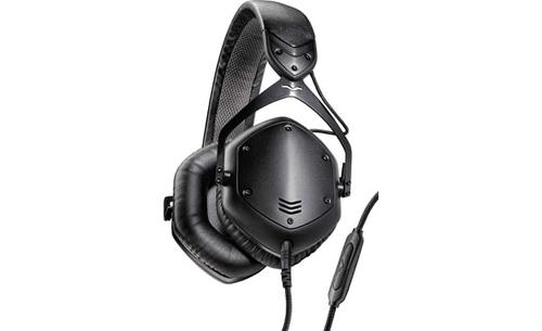 V-Moda Crossfade LP2 Over-ear Headphones Matte Black Metal