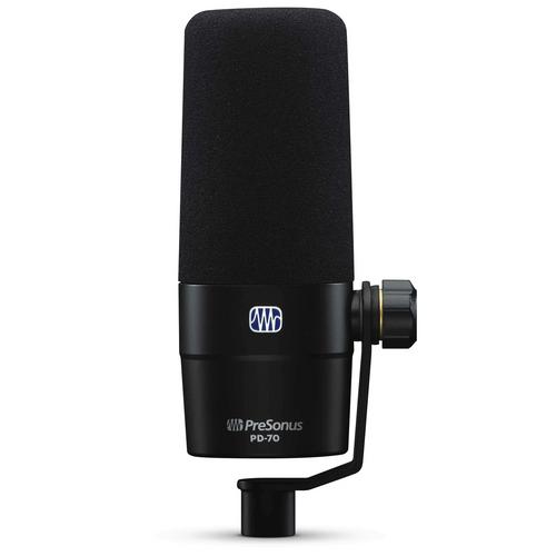 PreSonus PD-70 Broadcast Dynamic Microphone