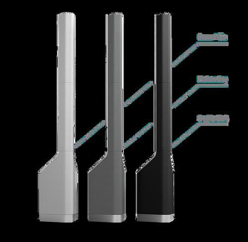 LD Systems P900 Graphite Black Porsche Design Studio Powered Column Speaker