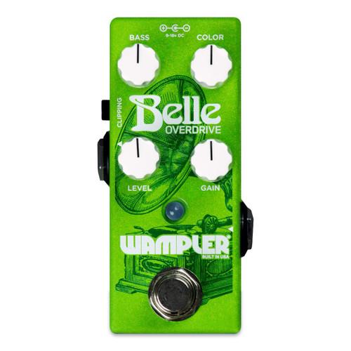 Wampler Belle Overdrive Guitar Pedal