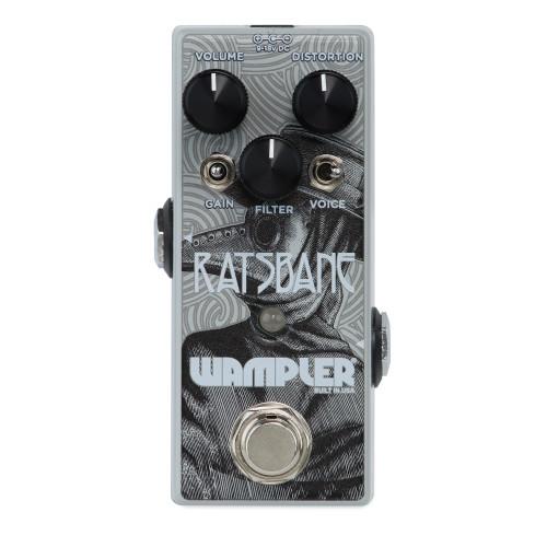 Wampler Ratsbane Overdrive guitar pedal