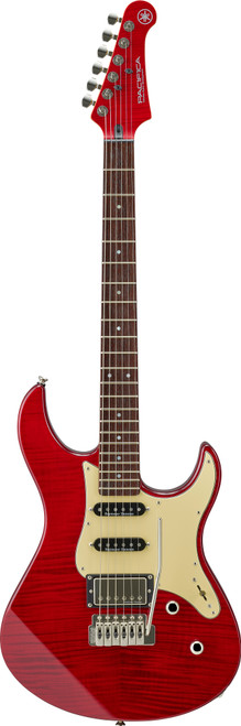 Yamaha Pacifica PAC612VIIFMX Fired Red Electric Guitar